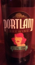 Portland Brewing Royal Anne