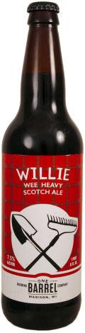 One Barrel Groundskeeper Willie