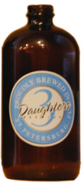 3 Daughters Summer Storm Oatmeal Stout