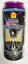 Brewery Vivant Wizard Burial Ground