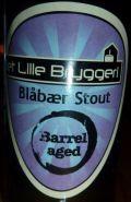 Det Lille Bryggeri Barrel Aged Blåbær Stout