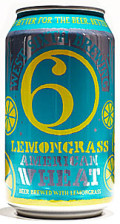 West Sixth Lemongrass Wheat