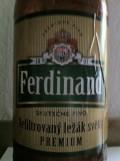 Ferdinand Nefiltrovaný Světly Ležák 12°