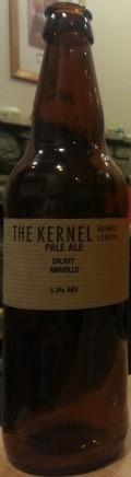 The Kernel Pale Ale Galaxy Amarillo