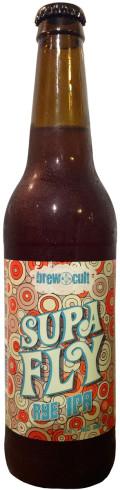 BrewCult Supa Fly Rye IPA