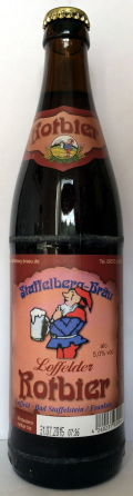 Staffelberg-Bräu Loffelder Rotbier