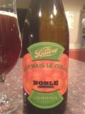 The Bruery / Noble Ale Works Tout Mais Le Coller