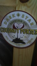 Dark Star Coconut Porter