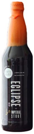 FiftyFifty Imperial Eclipse Stout - High West Bourbon Barrel