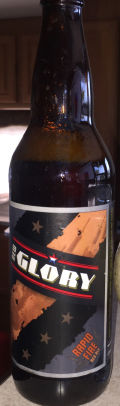 New Glory Rapid Fire Red Ale