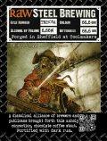 Steel City / Raw / Shakespeare Captain Morgan's Revenge