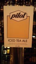 Pilot Beer Iced Tea Ale