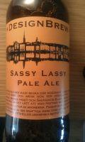 DesignBrew Sassy Lassy Pale Ale