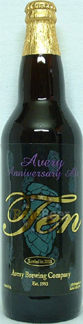 Avery Anniversary Ten