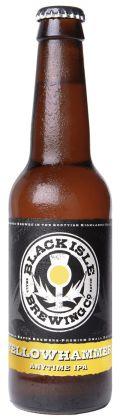 Black Isle Organic Yellowhammer Bitter