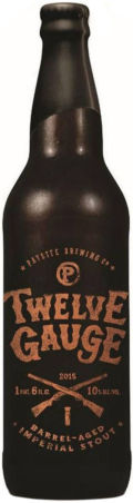 Payette 12 Gauge Imperial Stout - Barrel Aged