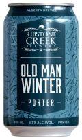 Ribstone Creek Old Man Winter Ale