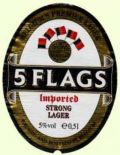 Martens 5 Flags Strong Lager