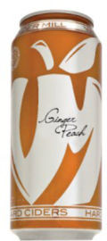 Vander Mill Ginger Peach Cider