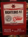 Adnams / Sixpoint Righteous Ale