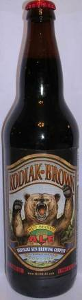 Midnight Sun Kodiak Brown Ale