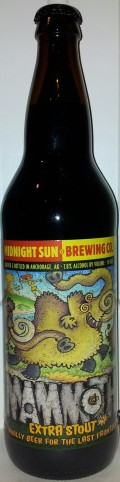 Midnight Sun Mammoth Extra Stout