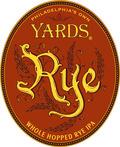 Yards Rival (Rye) IPA