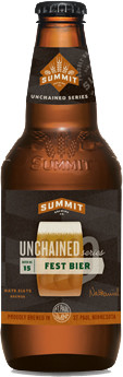 Summit Unchained 15 Fest Bier