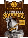R.J. Rockers Brown Eyed Squirrel