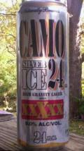 Camo Silver Ice High Gravity Lager