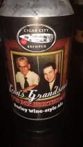 Cigar City Brewpub Leon's Grandson It's My Birthday Barley Wine-style Ale