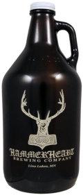 HammerHeart Bourbon Barrel Aged Midvinter Øl