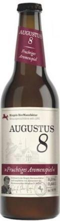 Riegele BierManufaktur Augustus 8