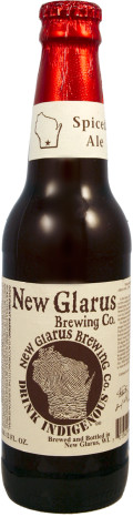New Glarus Thumbprint Series Spiced Ale