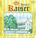 Kaiser Grasmannsdorf Weißbier