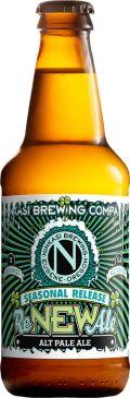 Ninkasi ReNEWale 2014 Alt Pale Ale