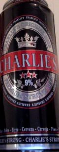 Charlie's Premium Strong Beer