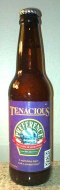 Tenacious Preference Lager