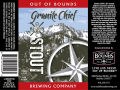 Out of Bounds Granite Chief Stout