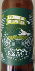 Schooner Exact Evergreen India Pale Ale