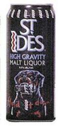 St. Ides High Gravity Malt Liquor