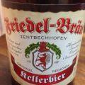 Friedel Zentbechhofen Lagerbier