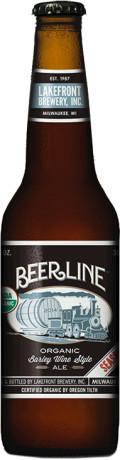 Lakefront Beer Line Barley Wine (2014-)