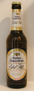Haller-Löwenbräu Edel Pils