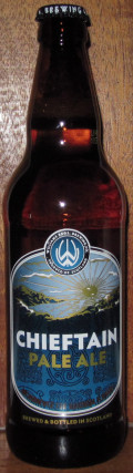 Williams Brothers Chieftain Pale Ale