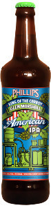 Phillips King of the Carboy Glen Marshall American IPA