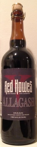 Allagash Red Howes