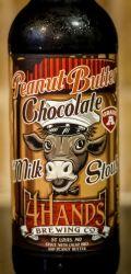 4 Hands Peanut Butter Chocolate Milk Stout