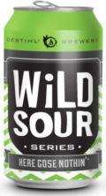 Destihl Wild Sour Series: Here Gose Nothin'