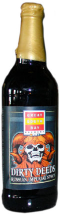 Great South Bay Dirty Deeds Russian Imperial Stout